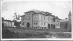 Huntington high school buildiing, Huntington, W. Va., ca. 1910.