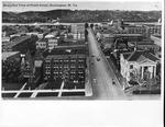 Birds eye view of Ninth Street, Huntington, W.Va. ca. 1910