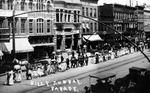 Billy Sunday parade, Huntington, W.Va., ca. 1910