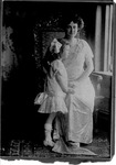 Williemae Holderby (Mrs. Lindsay Vinson) and daughter Lindsay Vinson