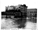 The Lockwood Hotel, SE and SW corner of 3rd Ave. and 20th St., 1913 Flood