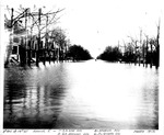 3rd Ave.and 14th St., looking east ,1913 Flood