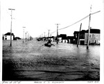 3rd Ave. and 28th St., looking east to Guyandotte, March,1913 Flood