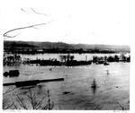 Lock of Dan No. 29, Ashland, Ky, 1913 Flood