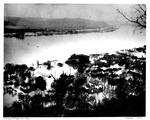 Birds' Eye View, Catlettsburg, Ky, 1913 Flood
