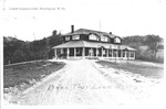 Cabell country club, Huntington, W. Va. , ca. 1915.
