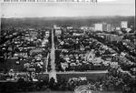 Birds-eye View of southside & downtown of Huntington, W.Va., 1919