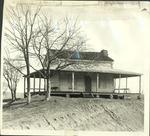 DAR Cabin, Ritter Park, 1921.