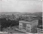 City auditorium, ca. 1929.