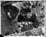 Aerial view, West Va. Paving & Pressed Brick Co., Huntington, W.Va., 1953