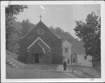 Mt. Union methodist church, W. Va., ca. 1960.