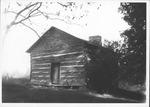 Yates slave cabin, Ona, W. Va., ca. 1970.