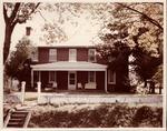 Gerlach house, ca. 1970.