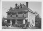 Hysell-Wilson-Garrett house, ca. 1970.