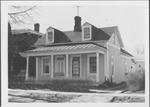 Hennen house, ca. 1970.