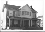 Hiltbrunner-Crawley house, Guyandotte, W. Va., ca. 1970.