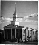 Barboursville Methodist Church, built in 1921