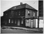 The old B&O Railroad station, huntington, W.Va.., ca. 1970