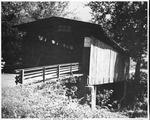 Covered bridge, Milton, W.Va., ca. 1970