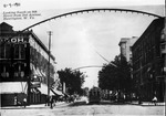 Looking S on 9th St from 3rd Ave, Huntington, 1911