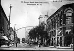 9th Street, looking South from 3rd Ave, Huntington, W.Va., 1912