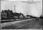 Looking East at 26th Street & 3rd Avenue, huntington, W.Va., 1912