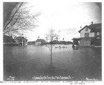 1913 Flood, Looking East on Fifth Ave. from Fourteenth St., 4/1/1913