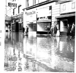 4th Avenue, Huntington, 1937 Flood
