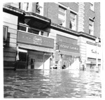 4th Ave,, Huntington, Wva,1937 Flood
