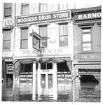 Boggess Drug Store, Huntington, Wva,1937 Flood