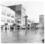 Furniture stores & West Virginia Bldg., Huntington, Wva,1937 Flood