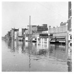 3rd Ave., looking west?, Huntington, Wva,1937 Flood