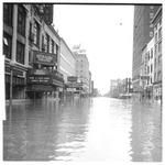 Keith-Albee Theater, 4th Ave., Huntington, Wva,1937 Flood