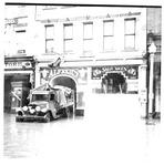 Alfred's Shoe Store and Sally Shops, Huntington, Wva,1937 Flood