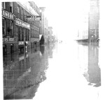 H & R Cash & Carry Wholesale Grocery, Huntington, Wva,1937 Flood