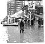 Bailey's Cafeteria & Aster Restaurant, Huntington, Wva,1937 Flood