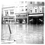 Broh Clothing & Lake Polan Eye Clinic, Huntington, Wva,1937 Flood