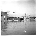 Ohio River Mart, Huntington, Wva,1937 Flood