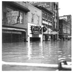 Kay Jewelers, Kibler Clothes, Kenney Music Co., Huntington, Wva,1937 Flood