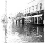 Bailey's Cafeteria, Rogers Jewelry, Huntington, Wva,1937 Flood