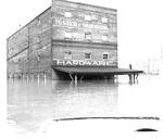 Foster-Thornburg Hardware Co., Huntington, Wva,1937 Flood