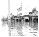 Roxy Theater, Sportsman Grill, Huntington, Wva,1937 Flood