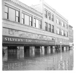 Silver's 5 & 10, J. C. Penney,Huntington,WVa,1937 Flood