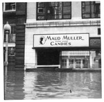 Maud Muller Candies, 4th Ave.,Huntington,WVa,1937 Flood