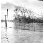 Morrow Library, Marshall College, Huntington,WVa,1937 Flood