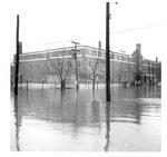 Laidley Hall, Marshall College, Huntington,WVa,1937 Flood