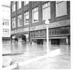 Mangel's & W.T. Grant Dept Stores, Huntington, Wva,1937 Flood