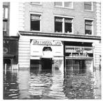 Dunhill's Clothing & Hollywood Shop, Huntington, Wva,1937 Flood