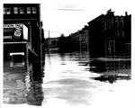 8th St. & 3rd Ave., looking south, City Mrket, Huntington, WVa