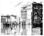 8th Ave. & 8th St., looking east, Huntington, WVa